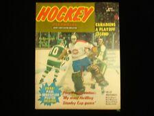 April 1973 Hockey Pictorial Magazine
