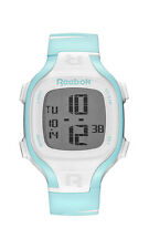 Reebok Blade 1 Blue White Quartz Digital Unisex Watch RC-BL1-U9-PWIK-SB