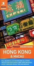 Rough Guide To...: Pocket Rough Guide Hong Kong and Macau by Rough Guides...