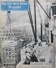7-1949 July 17 NY BUILDS 5TH AVE - B-29 McKINLEY - FLORENCE TRINITA -SHARP Times