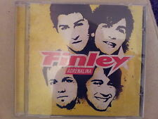 FINLEY - ADRENALINA. CD.