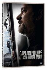 CAPTAIN PHILLIPS - ATTACCO IN MARE APERTO  DVD AZIONE