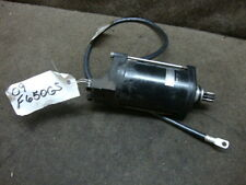 09 2009 BMW F650 F 650 GS ENGINE STARTER #M42