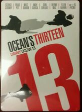 Ocean's Thirteen DVD Steelbook Futureshop Exclusive Very Rare and OOP
