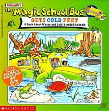 MAGIC SCHOOL BUS Gets Cold Feet (Brand New Paperback) Joanna Cole