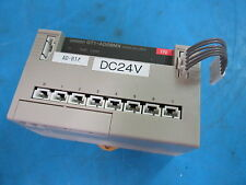 OMRON GT1-AD08MX Analog Unit 24vdc 0.1a