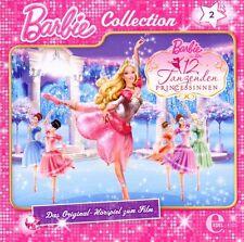 CD * BARBIE COLLECTION - CD 2 - ZWÖLF PRINZESSINNEN # NEU OVP &