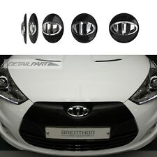 BRENTHON Full Set 7 pcs NEW Emblem EMS Free Shipping for Hyundai Veloster 2012