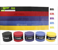 60pcs x  Absorb sweat stretchy Tennis Squash Racquet Band Grip Tape Overgrip cdj