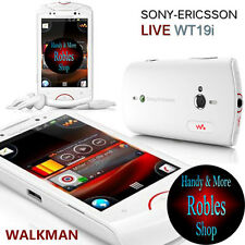 Sony ericsson wt19i Live walkman (sans simlock) wlan 3g GPS 5mp Android NEUF emballage d'origine