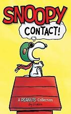 Snoopy : Contact! by Charles M. Schulz (2016, Hardcover)