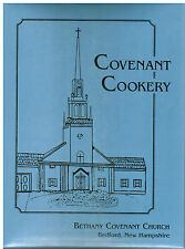 *BEDFORD NH 2000 BETHANY COVENANT CHURCH COOKERY COOK BOOK *NEW HAMPSHIRE *LOCAL