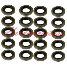10X NEW CRANKSHAFT OIL SEAL FIT HUSQUVARNA PARTNER K950 K1250 CUTOFF SAWS
