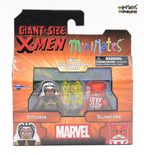 Marvel Minimates Series 68 Giant Size X-Men Storm & Sunfire