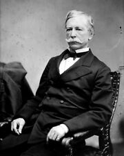 New 8x10 Photo: New York City Mayor Fernando Wood, Confederate Sympathizer