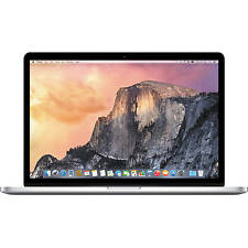 "New Apple MacBook Pro 15.4"" Retina MJLQ2LL/A Quad i7 3.4GHz 16GB 256GB Mid 2015"