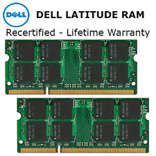 8GB (2X4GB) Memory RAM for Dell Latitude E4310 E5410 E5510 E6410 E6510 LIFETIME