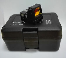 Reflex Tactical Adjustable Mini Red Dot Sight Scope for Airsoft Shooting