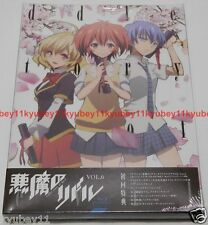 Akuma no Riddle Story of Devil Vol.6 Limited Edition Blu-ray CD Booklet Japan