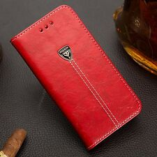 Luxury Flip Cover Stand Card  Wallet PU Leather Case for BlackBerry Classic Q20