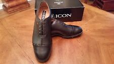 Footjoy Icon Black Mens Golf Shoes 52043 NEW Blk/Blk Patent 11.5 Med $349 RET