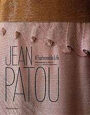 NEW Jean Patou: A Fashionable Life by Emmanuelle Polle Hardcover Book (English)