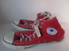 Ralph Lauren Vintage Collection Vintage Red Converse Sneakers Sz 10.5 NWT $125
