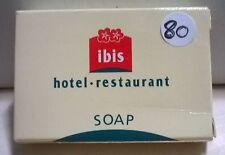 SAPONETTA HOTEL-RESTAURANT IBIS - RETTANGOLARE CONFEZIONATA IN SCATOLA - N. 80