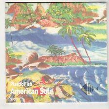 (GQ927) Plastic Fish, American Sole - DJ CD