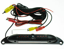 LICENSE REAR VIEW /REVERSE /BACK UP CAMERA FOR ALPINE INA-W910BT INAW910BT