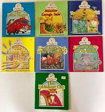 Cocky's Circle Little Books X 7 Primary Resources, Rhyming Learn To Read