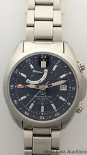 Mint Orient Star Automatic Star Seeker GMT Mens Wrist Watch