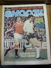 21/04/1979 Shoot Magazine: Content To Include, Colour Report/Images Of Nottingha