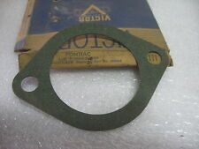 1933-1954 PONTIAC THERMOSTAT HOUSING GASKET NEW VINTAGE VICTOR REPLACEMENT NORS