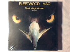 FLEETWOOD MAC Black magic woman 3mc cassette k7 RARE SIGILLATE VERY RARE SEALED!