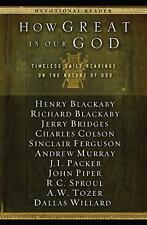 How Great Is Our God: Timeless Daily Readings on the Nature of God (NavPress Dev