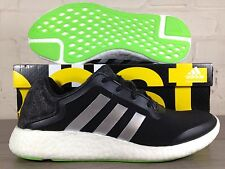 Mens Adidas Pure boost M Q4 Black  UK Size 7.5 Trainers NMD