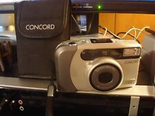 CONCORD C3000 SUPER MACRO 38-115MM LENS 35ML Camera w/3x Zoom