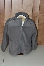 BOY'S THE CHILDREN'S PLACE ZIP-UP FLEECE JACKET-SIZE: SMALL (5/6)