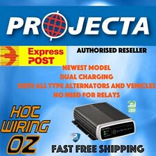 PROJECTA IDC25 12V VOLT DC TO DC 25A AMP BATTERY CHARGER SOLAR INPUT DEEP CYCLE