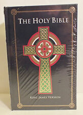 The Holy Bible: King James Version (Leather-bound Classics) Leather Bound