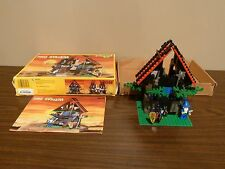 Vintage LEGO 6048: Dragon Master Knights - Majisto's Magical Workshop Complete