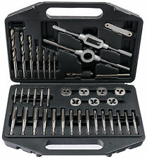 Thread Cutter Set Inch Tool Kit 39-tlg Screw Tap Thread Cutting Set