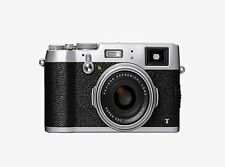 Fujifilm X100T Silver Digital Camera Ultimate Evolution Fujinon Japan model New