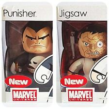 Hasbro Mighty Muggs / Mighty Mugg  Marvel Punisher & Jigsaw - Exclusive