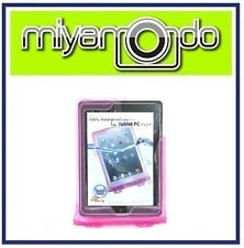 "DiCAPac WP-T7 (Pink) Waterproof Case for Up To 8"" Tablet"