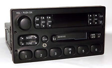 F150 FORD TRUCK AM FM Cassette RADIO with Aux Port for iPod Smart Phone & more