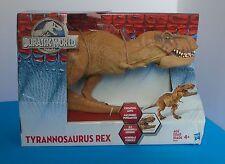 JURASSIC WORLD TYRANNOSAURUS T-REX Chomping Jaws 2015 Hasbro DINOSAUR FIGURE