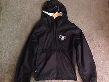 ((ER TV SHOW 96-97)) Charles River MEN's Pullover Black Rain JACKET XL - (NEW)