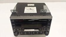 2003-2004 Subaru Legacy Forester Radio  CD  Kassetten Spieler 86201SA03